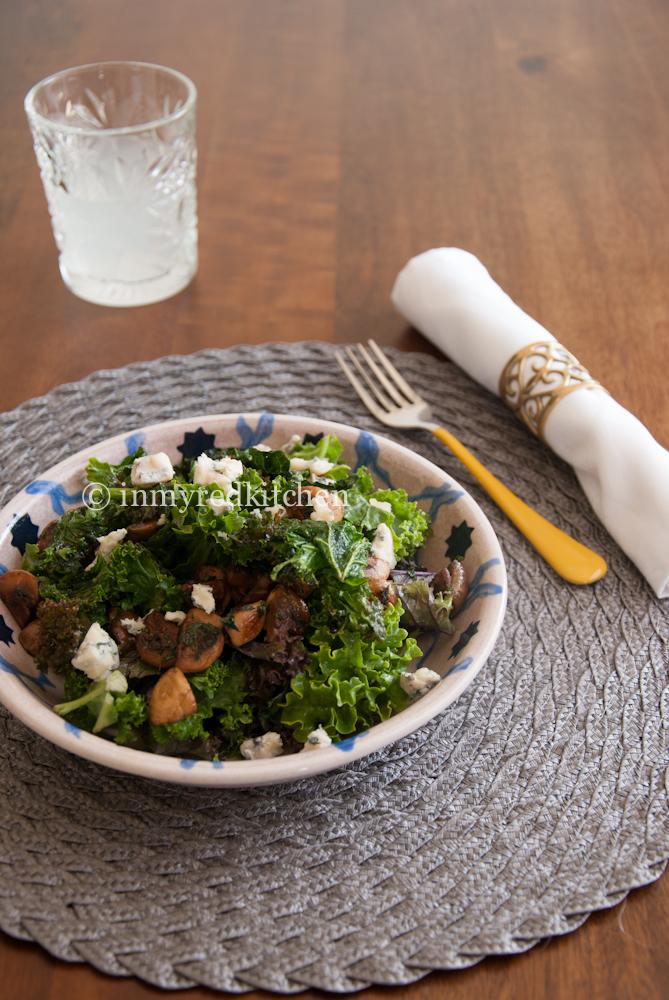 Kale salad p