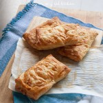 Kaasbroodjes // Gouda Cheese Pastries | in my Red Kitchen